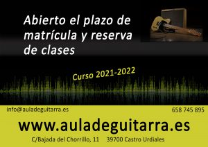 Curso 2021 - 2022